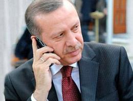 Erdoğan'ın Rusya temasları başladı