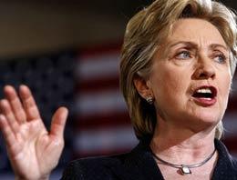 Dışişleri Bakanı Hillary Clinton, Mısır'da