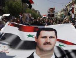 Suriye'de hükümet istifa etti