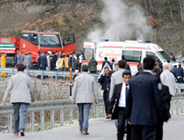 Konvoy saldırısının dosyası Ankara'da
