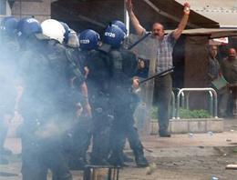 Erdoğan'ın Hopa mitinginde olay çıktı