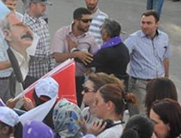 Kılıçdaroğlu'nun mitinginde taciz