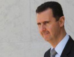 Beşar Esad'dan 'genel af' ilanı