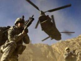 ABD ordusu Türk Talibanları vurdu!