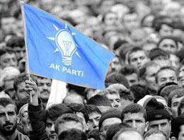 AK Parti'de yolsuzluk istifası!