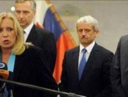 Slovakya'da muhalefet AB fonuna destek konusunda anlaştı