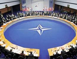 NATO'dan bir ilk