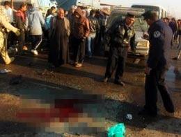 Bombalar patladı Irak'ta 24 kişi öldü