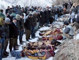 CHP'den Uludere için suç duyurusu!