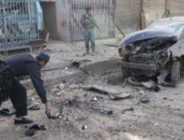 Kandahar'da karakola bombalı saldırı: 7 ölü
