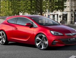 Yeni Opel Astra GTC