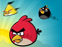 Angry Birds'ten rekor