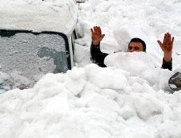 Artık daha çok kar yağıyor çünkü...