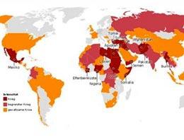 Almanya'dan tartışılacak Türkiye haritası