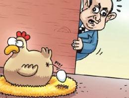 Aman bu karikatürü Bağış görmesin