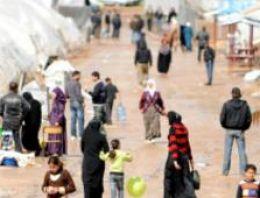 Sığınma başvuruları 450 bine yaklaştı