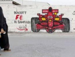 F1 öncesinde Bahreyn gergin