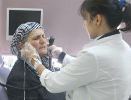 Türkiye'de böyle doktorlar da var!