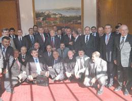 Yeni Anayasa için Bingöl'de toplantı
