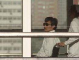 Çinli muhalif artık 'özgür'