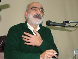 Ahmet Altan sessizliğini Gezi için bozdu