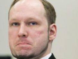 Breivik'in yargılandığı mahkemede eylem