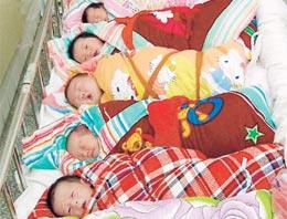 Çinli aile 2. çocuk için servet ödedi