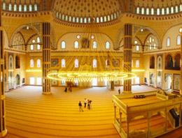 Çamlıca'ya bu caminin benzeri yapılacak