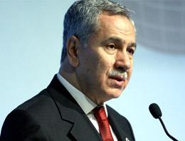 Arınç AK Parti'nin oyunu açıkladı