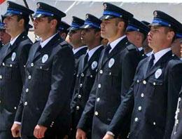 Polis olmak isteyen kadınlara müjde!