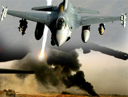 ABD nükleer başlıkla uçtu