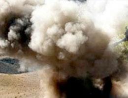 Mayın patladı: 10 kadın öldü!