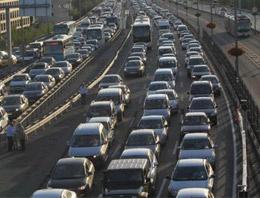 Bayram trafiğine dikkat!