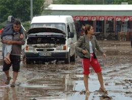 Kuvvetli yağış Samsun'u esir alacak!