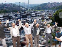 İstanbullu işkencede, Topbaş horonda!