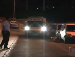 Jandarma Suriye sınırında 2 kişiyi vurdu