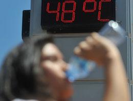İzmir'de sıcak hava tatil ettirdi