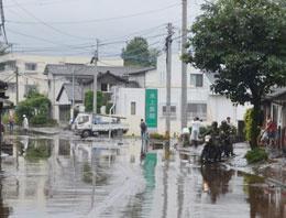 Japonya sele gitti: 19 ölü