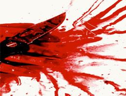 İzmir'de bıçaklı cinayet