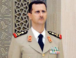 Esad barış için masaya oturma sözü!