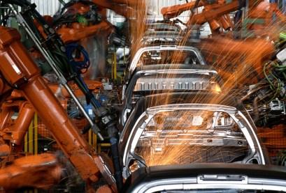 Otomotiv sektörü İSO 500 listesinde