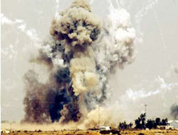 Afganistan'da patlama!