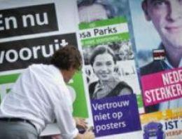 Hollanda seçimleri euro krizinin gölgesinde geçiyor
