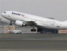 İran uçakları Suriye'ye yardım taşıyor
