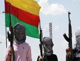 Türkiye-Suriye sınırı Kürtler'in elinde