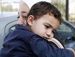 Suriyeli ailenin evlat sevinci
