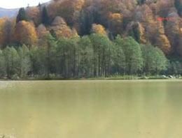 Doğa harikası gölü kaybediyoruz
