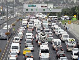 Trafik İstanbul'a ağır fatura çıkarttı