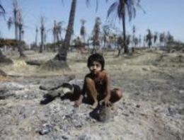 Birmanya'da 20,000 kişi yerinden edildi