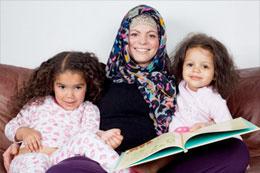 Parti kızı nasıl müslüman oldu?
